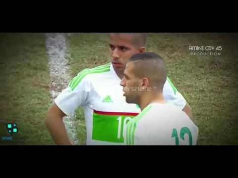 Chanson officiel de équipe national algérienne