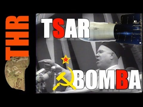 Tsar Bomba- The Effects of a Nuclear Bomb Part 4