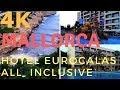 4K Hotel HYB EuroCalas, All Inclusive, Mallorca