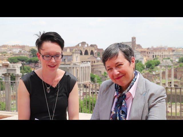 Monique J. Morrow - Interview at DSIFair2018