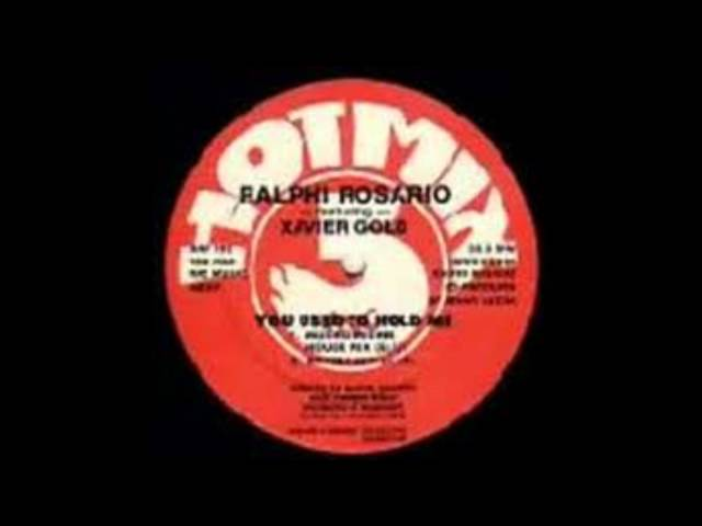 Ralphi Rosario - You Used To Hold Me