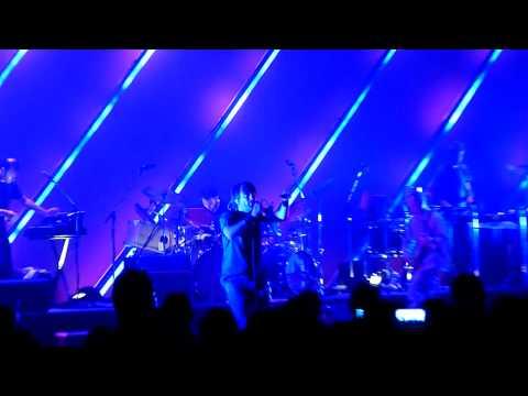 Thom Yorke Flea - Paperbag Writer - Orpheum Theatre, Los Angeles, CA 10/05/09  Night 2 mp3