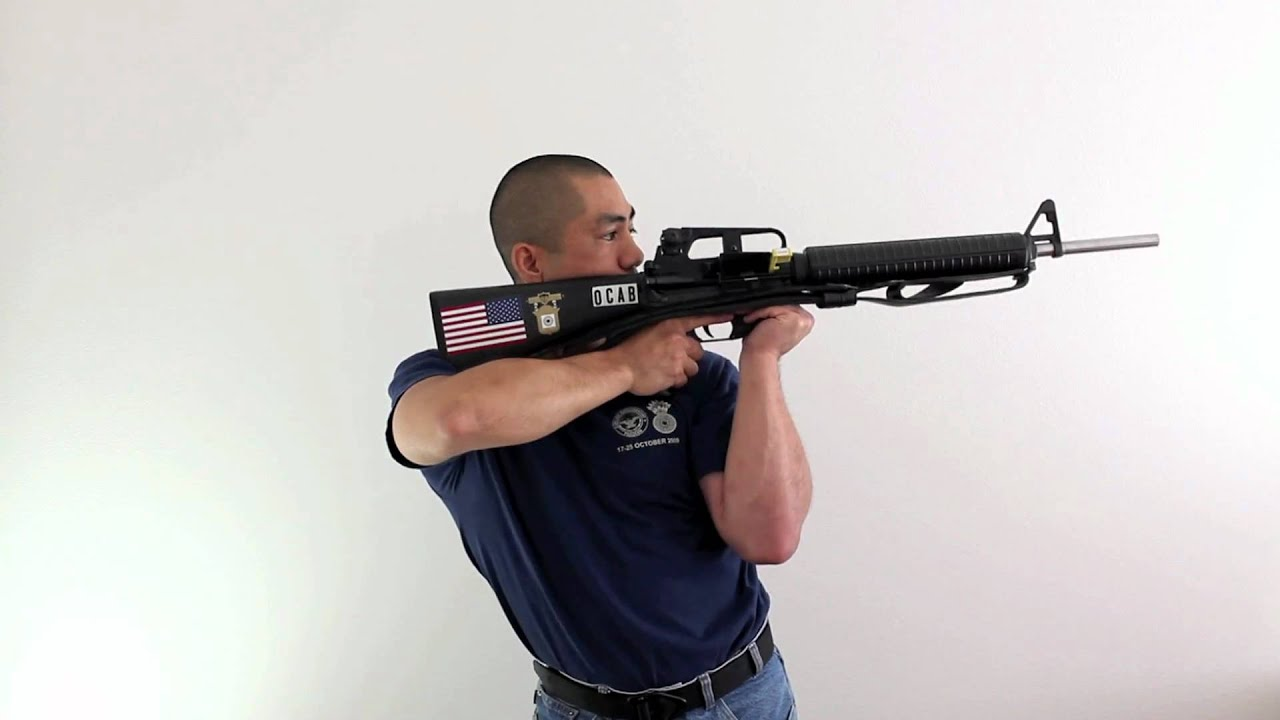 Skeletal Bone Support In Rifle Shooting And Photography