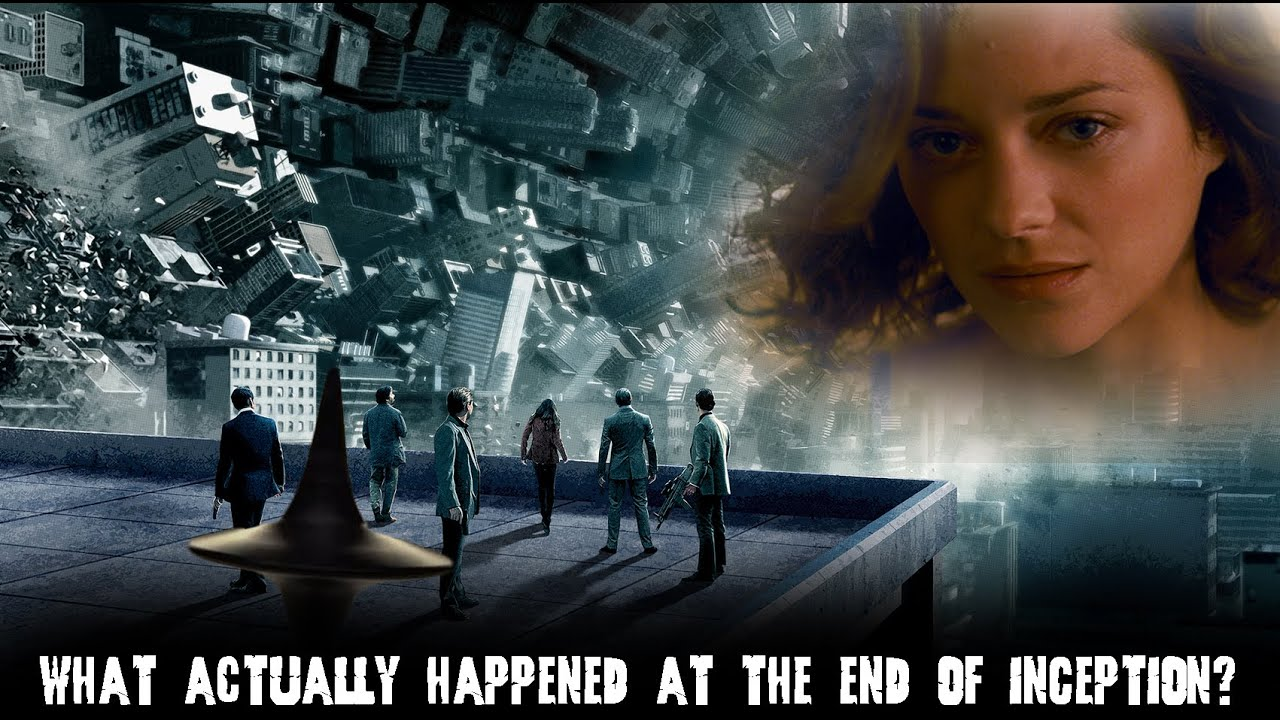 Inception: The Inception Mystery FINALLY Solved! (Inception: Part 1