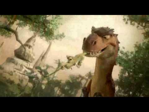 Trailer do filme T-Rex: A Era dos Dinossauros