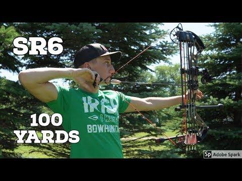 BOWTECH REALM SR6 100 YARDS