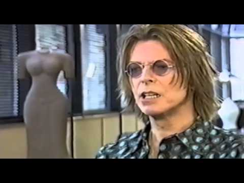David Bowie BBC Ozone Interview in 2000