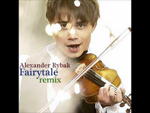 Alexander Rybak - Fairytale (Holter Erixson Radio Remix)