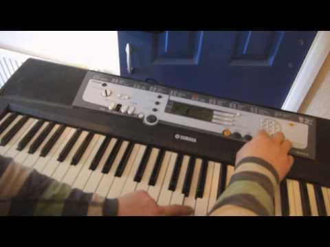 Every Single Voice on the yamaha PSR e213 keyboard