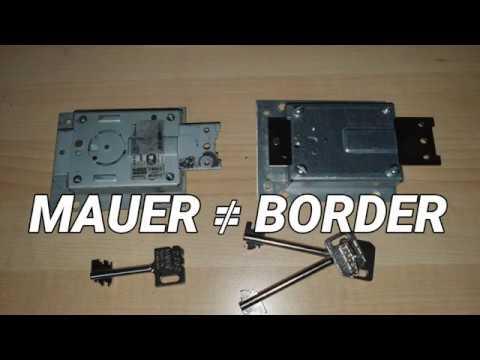 Mauer 74  Border ЗС-8 замки для сейфов. Сравнение и познание.