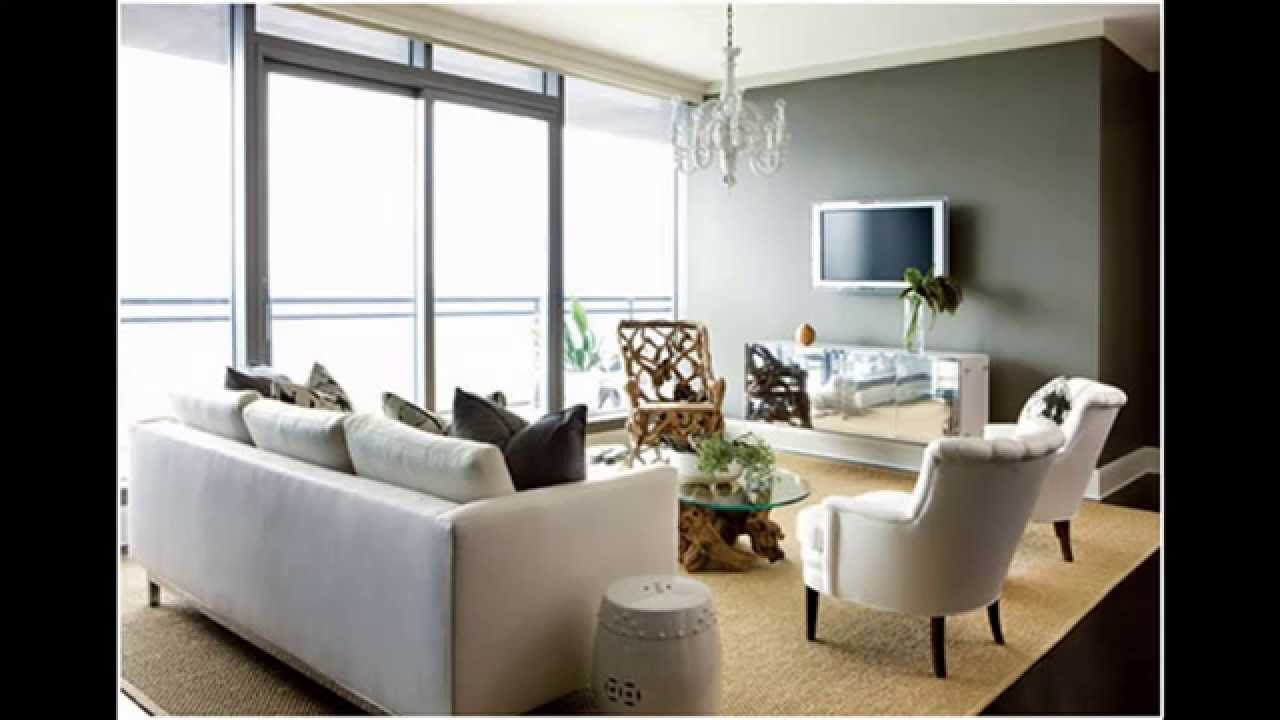 Beautiful Condo living room decorating ideas - YouTube