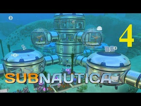 Lifestyles of the Shipwrecked and Abandoned || Subnautica #04