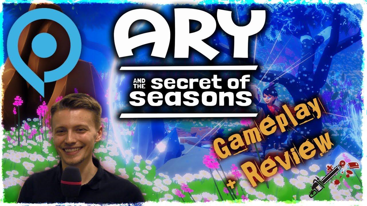 Ary and the Secret of Seasons - Review (Gamescom 2020)