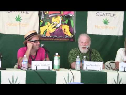 Seattle Hempfest 2010: Don E. Wirtshafter – Hemp as Fuel Source