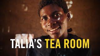 TALIA'S TEA ROOM