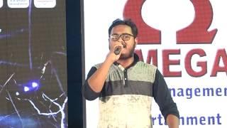 best solo performance by final year bhaiya | college fest | leganzza  2k19