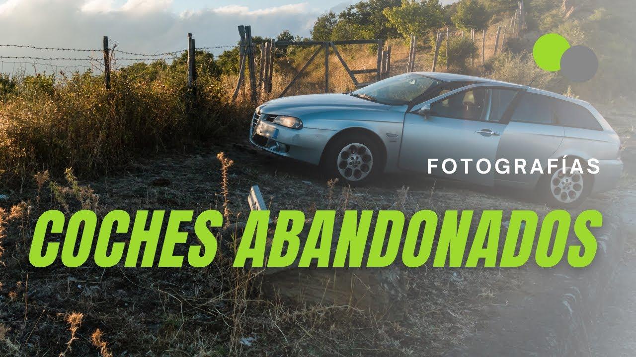 Increíbles fotografías de coches abandonados ¿vienes con nosotros a descubrirlas?