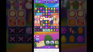 Candy Crush Friends Saga Level 348 - No Boosters