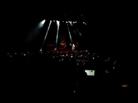 Ana carolina live at North Miami on june 26 2013
