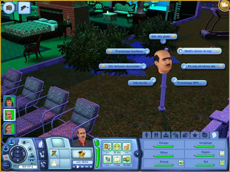 sims 3 how to use cheats