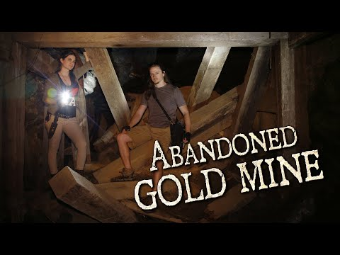 Exploring The Abandoned Big Horn Mine