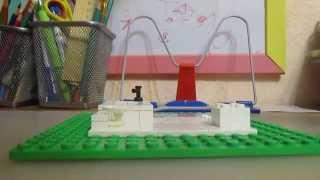 как сделать LEGO ванную комнату из прошлого видео. часть 1