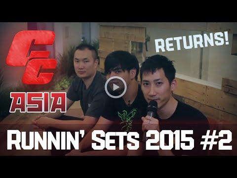 Cross Counter ASIA: Runnin' Sets 2015 #02 w/@zhieep, @XianMSG, & @infiltration85