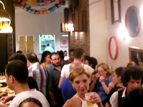 DJ Inaki Dip @ Bar Picos Pardos Barcelona Poble Sec by Sun Radio Ibiza TV