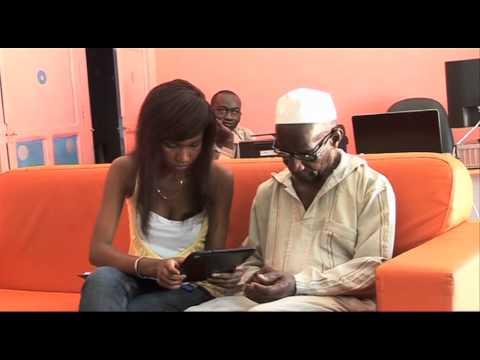 Sénégal: le 1er cyber à tablettes en Afrique - APA