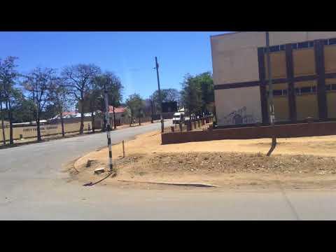 17102014 Zimbabwe entering Bulawayo