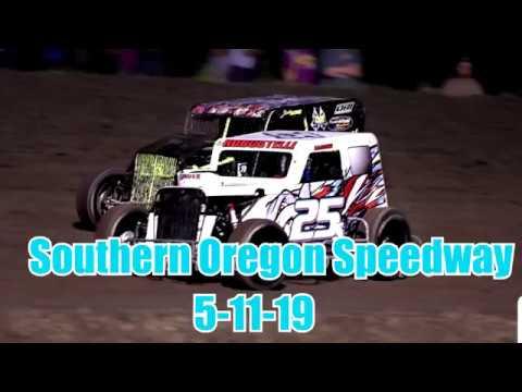 Southern Oregon Speedway 5-11-19