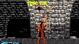 Mortal Kombat 2 Unlimited Playing As Ermac