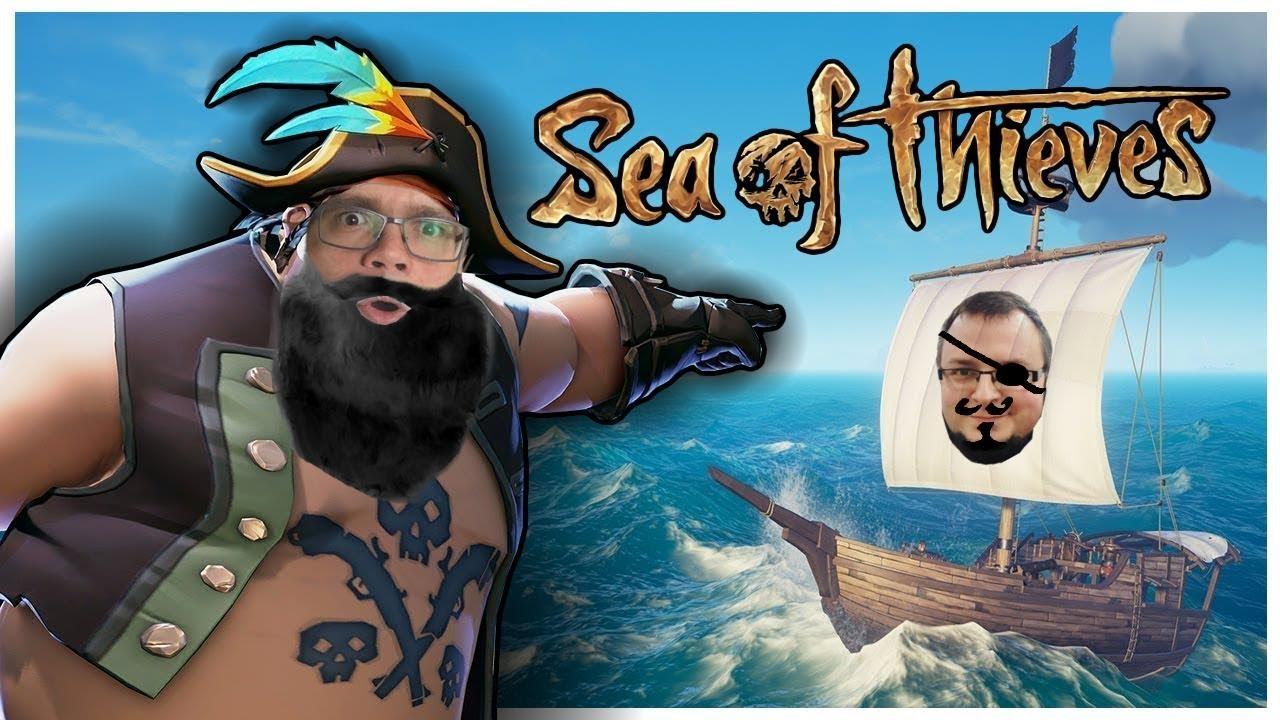 SEA OF THIEVES czyli.. PIRACKI FPS! ☠️