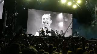 Depeche Mode - Just Can't Get Enough, Open'er Festival, Gdynia Kosakowo, 05.07.18