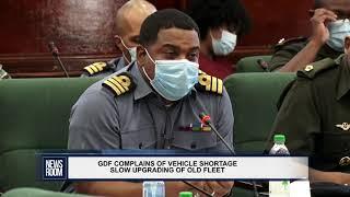 Gdf complains of vehicle shortage, slow upgrading old fleet