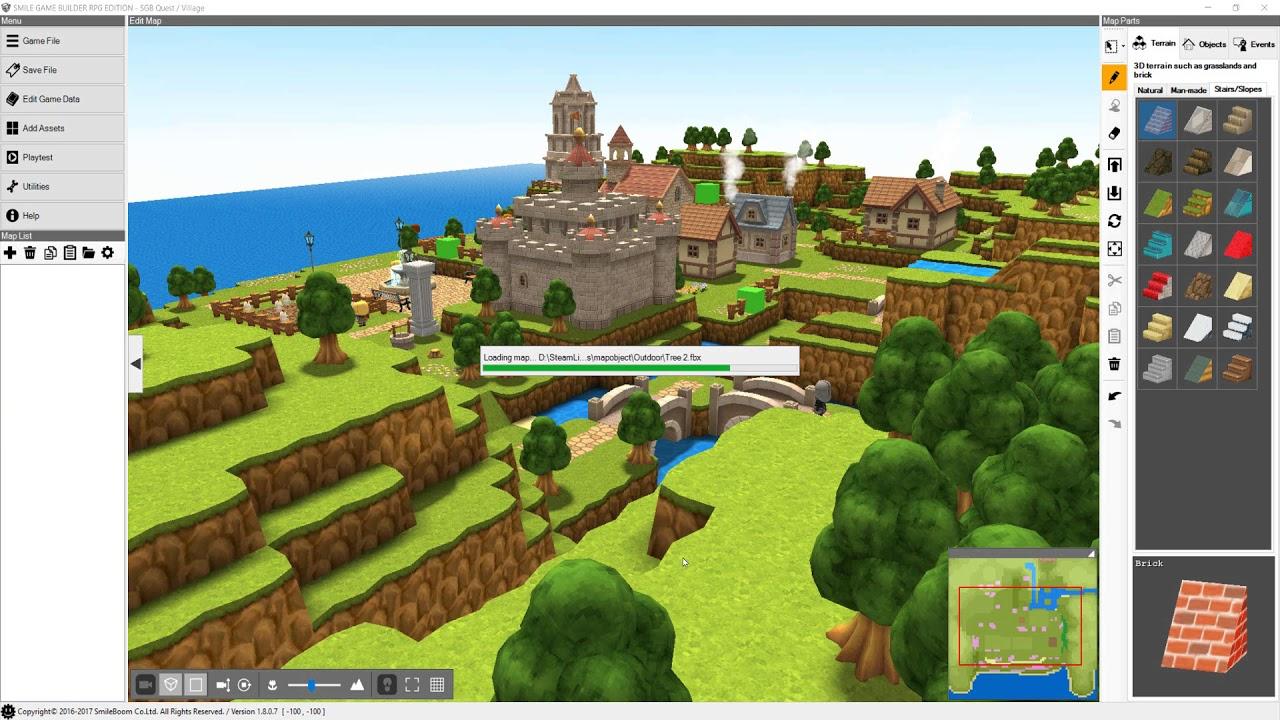 Smile game maker introduction editeur de map part1 youtube smile game maker introduction editeur de map part1 gumiabroncs Images