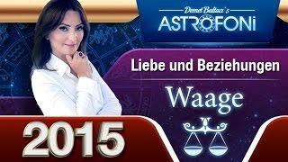 Sternzeichen Waage Astrologie und Liebeshoroskop 2015