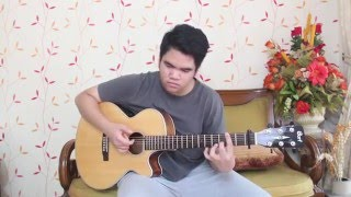 (Adele) When We Were Young - Sulthan Madani | Fingerstyle Cover