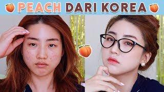 Gambar cover 🍑TIPS untuk Make Up Kulit jerawat + Cara cepol rambut (feat. Produk Lokal)