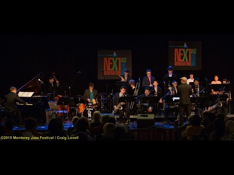 2015 Los Angeles County High School for the Arts Jazz Band