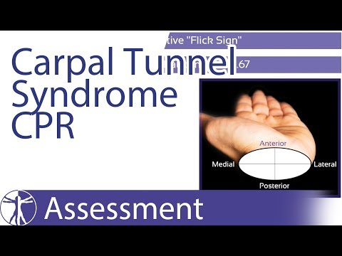 Carpal tunnel: signs, symptoms & treatment | BMI Healthcare.