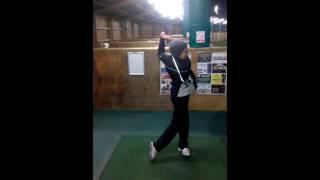 Christian Johnson 11 year old golfer