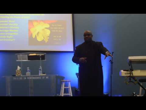 How to produce good fruit and let your light shine Pastor D-Part 1