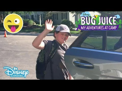 Bug Juice | Meet The Campers! 🔥 | Official Disney Channel UK