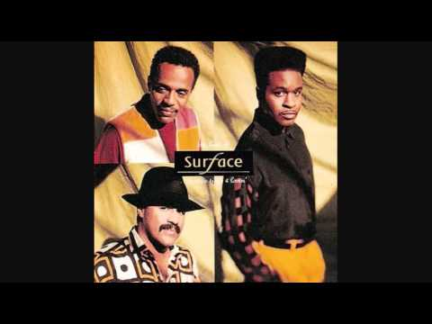 SURFACE - SHOWER ME WITH YOUR LOVE 1989