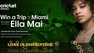 Win Free Tickets to See Ella Mai In Miami Cricket Wireless Phone Insurance Open Enrollment