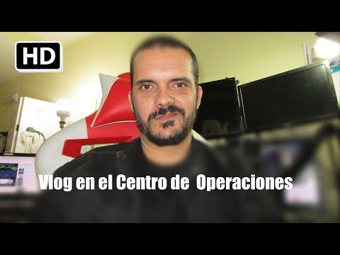 Vlog en el Centro de  Operaciones
