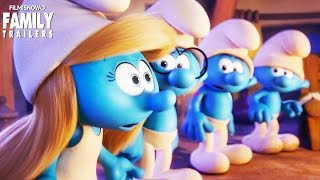 smurfs the lost village smurftastic new trailer i animation movie