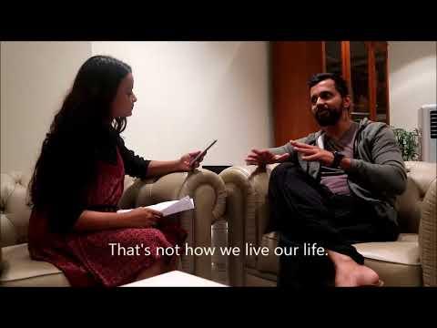 Ranjith's Interview