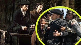 'Outlander' Season 4: Sneak peek opens with Jamie and Claire.